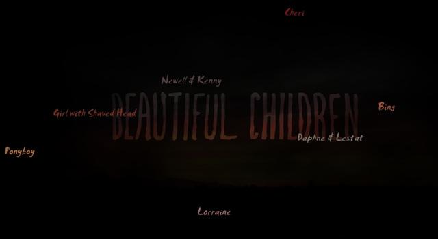 Beautiful Children - Splash Resolve