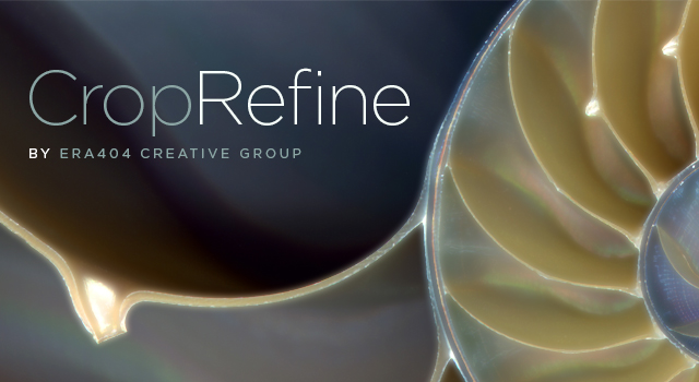 CropRefine WordPress Plugin