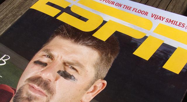ESPN Magazine - Cover