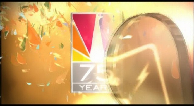 NBC 75th Anniversary - Promo Graphics