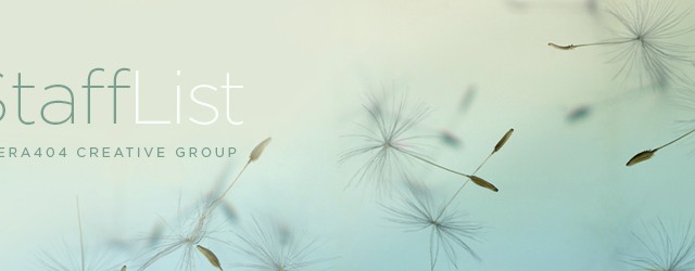 StaffList - a WordPress Plugin by ERA404