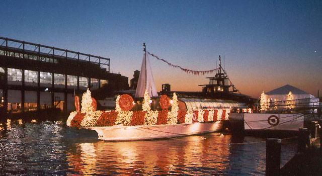 USS Target - Boat Photo