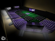 LDJ Productions : Yahoo! Global Sales Convention 2009 Conceptual Build :: Houselights