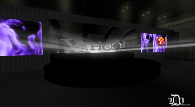 Yahoo GSC (Global Sales Conference) 2012 - Conceptual Event Design - Ft. Lauderdale, FL