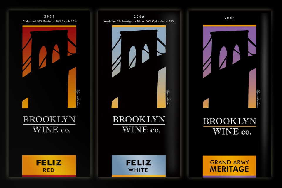 Brooklyn Wine Company - Wine Label Collection