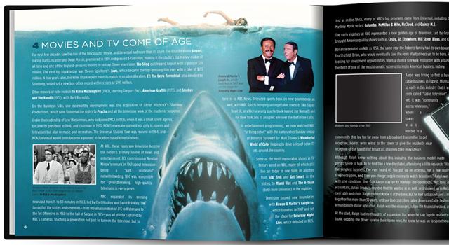 NBC Universal/Comcast Book