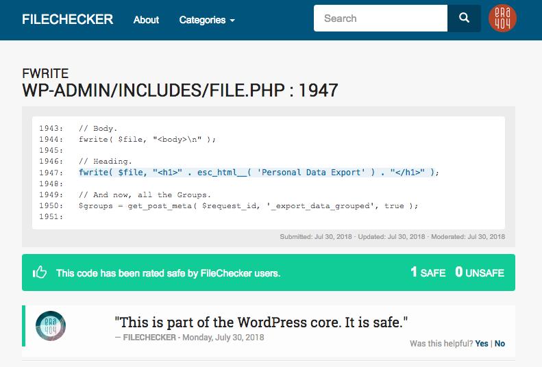 FileChecker.net