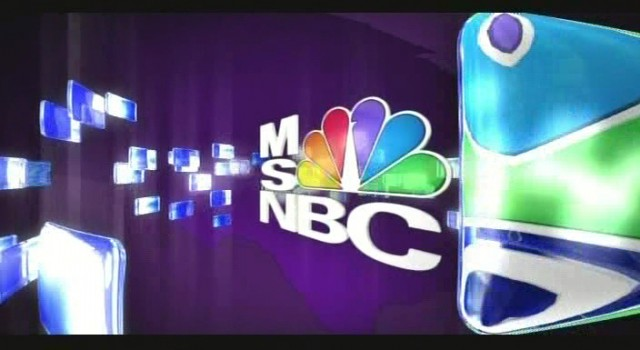 MSNBC Concept Idents