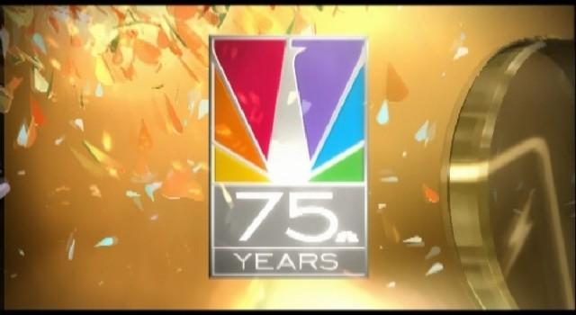 NBC 75th Anniversary - Promo Graphics