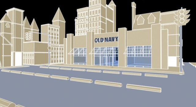 Old Navy Promotion