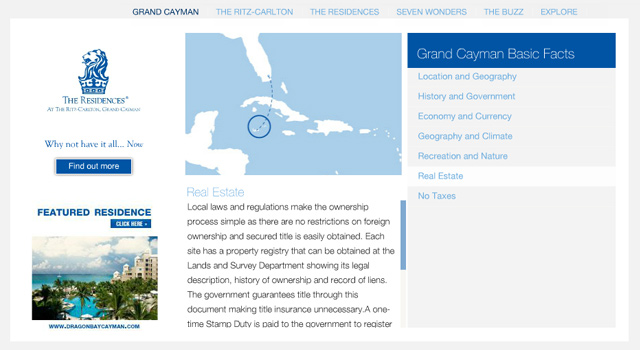 Residences - Grand Cayman